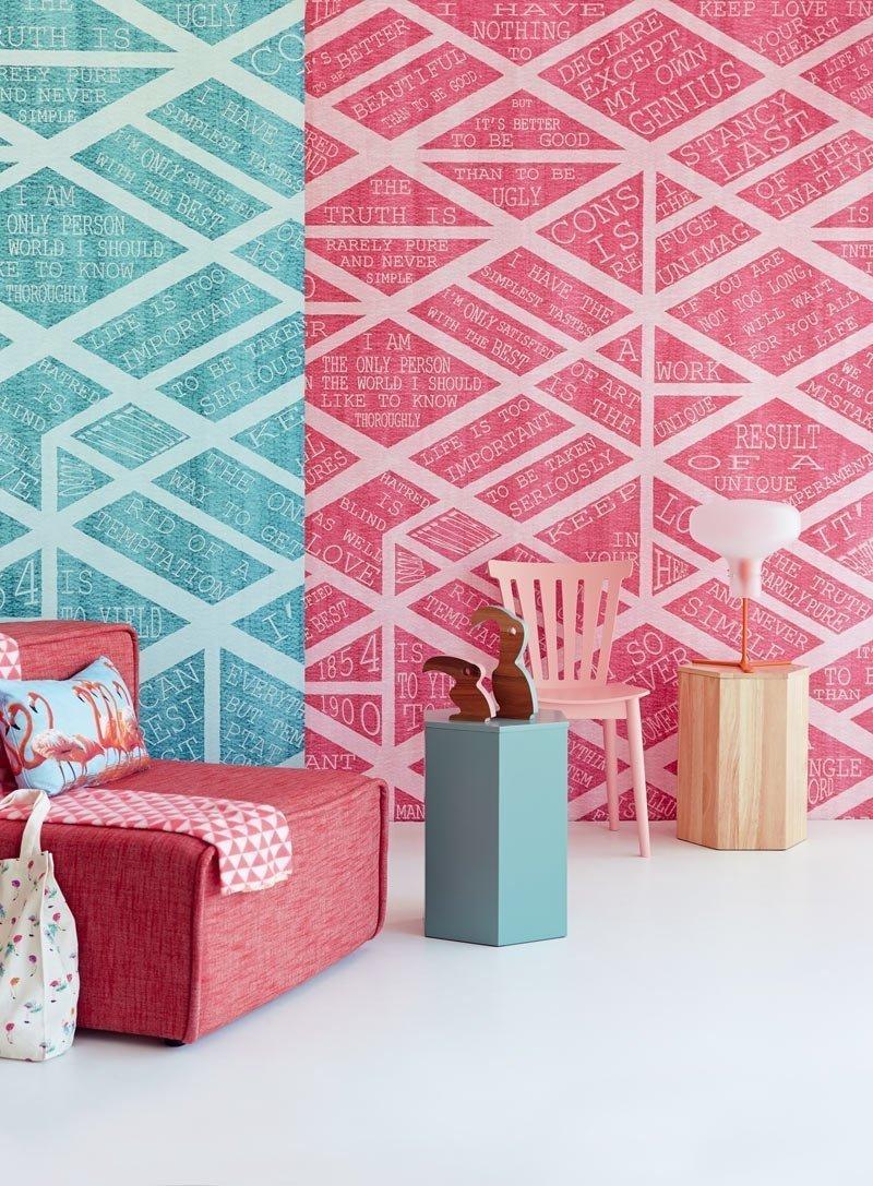 Consigliata per rendere eleganti ma anche molto moderne le pareti della tua casa o locale commerciale. Carta Da Parati Moderna Arte Del Parato