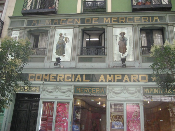Calle Marqués Viudo de Pontejos nº 5