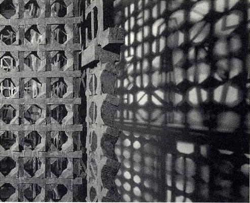 Sin título (Celosía) 1997