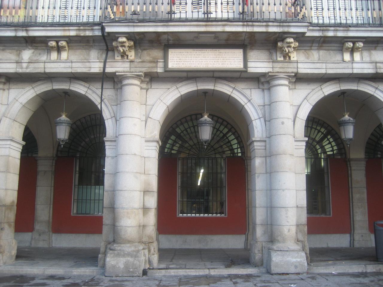 Soportales (2009)