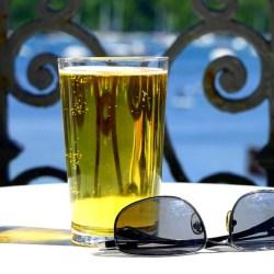 Cerveza con sorpresa