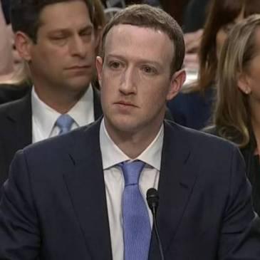 Zuckerberg diz que seus dados também foram impactados no escândalo do Facebook