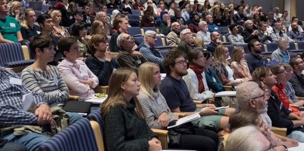 Audience, FishBase Symposium 2018