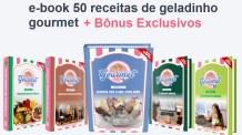 7 Receitas de Dindin Gourmet [E-book 50 Receitas de Geladinho]
