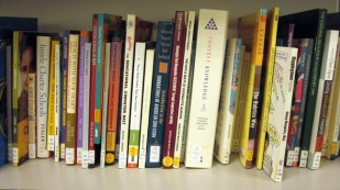 Graduate study room resources