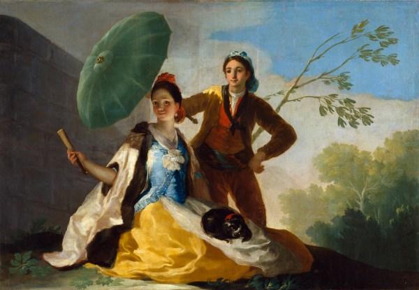 El Museo Del Prado Da Vida Los Cuadros De Goya Arte En