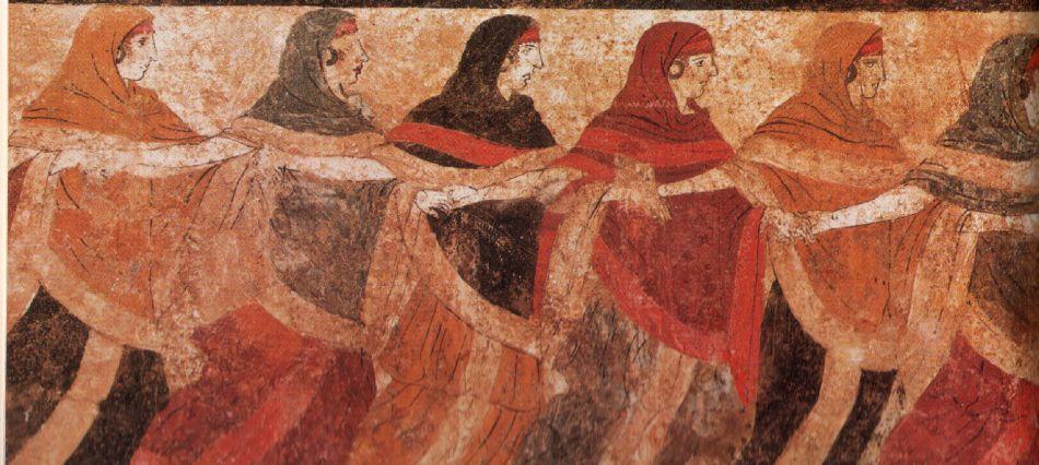 Historia de la Danza 1: los orígenes (2/3)