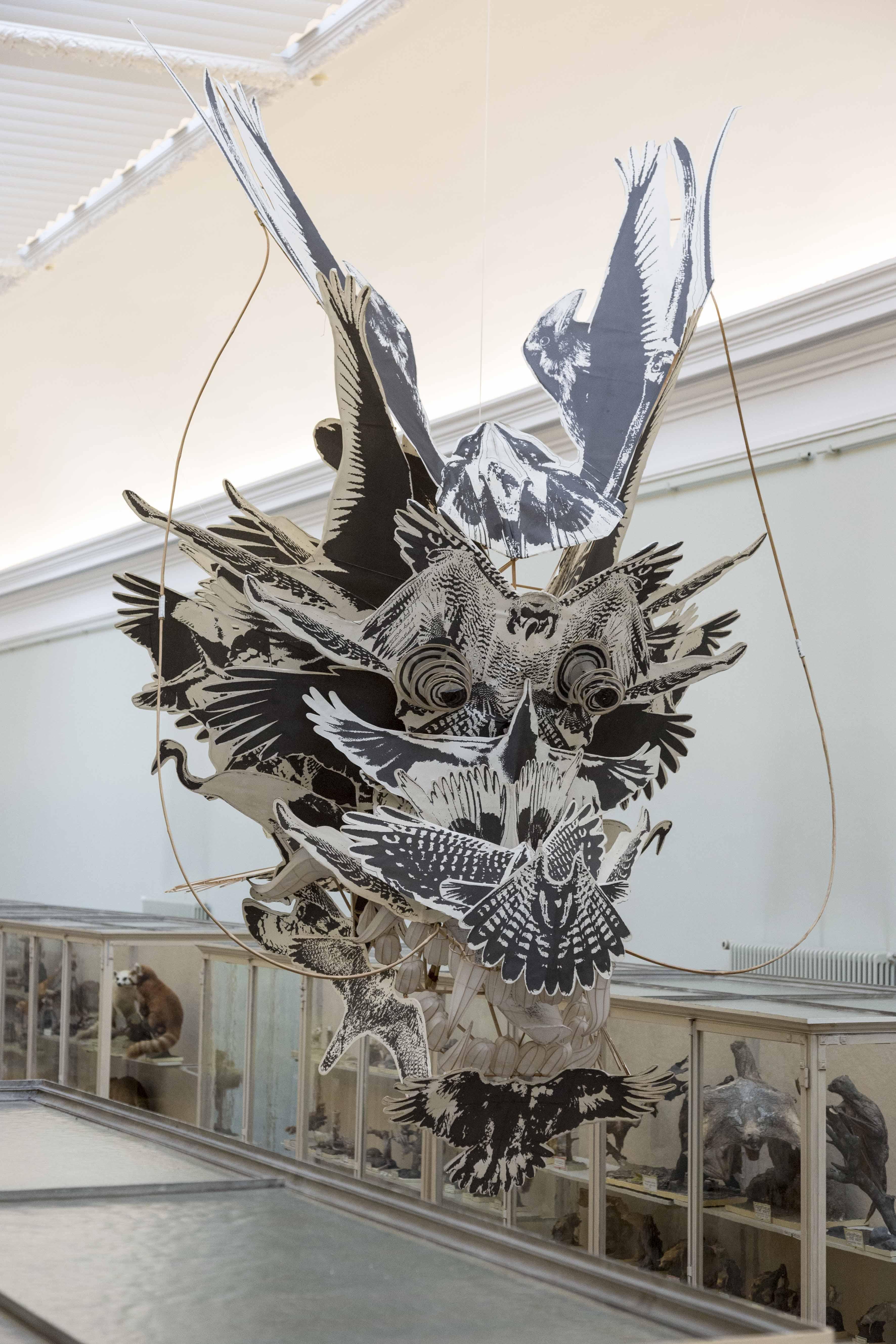 mcb-a_Ai Weiwei_Vue des salles_presse_Zoologie_1