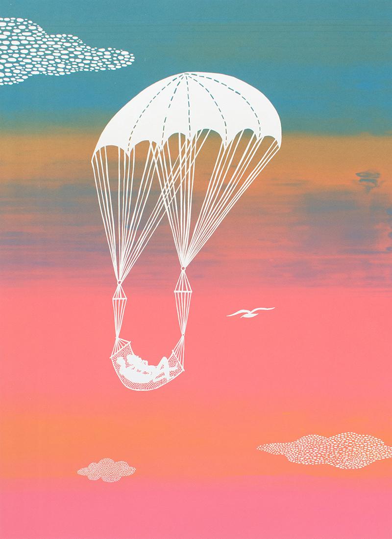 (5) Rob Ryan, Sunset Picture 4, 2016. Colour silkscreen print. Courtesy TAG Fine Arts (1).jpg