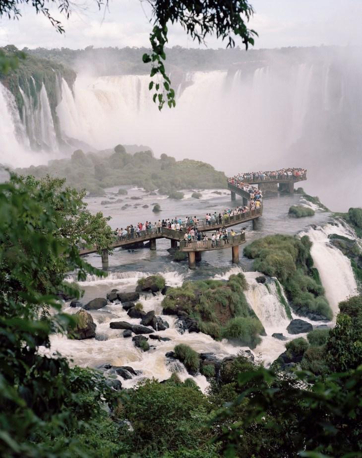 Nicolas Savary_Sensations fortes_Chutes Iguazu 2014 © Nicolas Savary