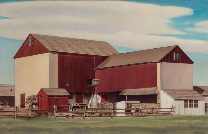 Bucks County Barn (c) Estate of Charles Sheeler.jpg