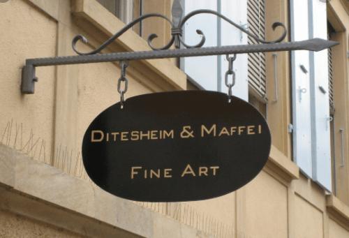 <strong>Ditesheim & Maffei Fine Art</strong>