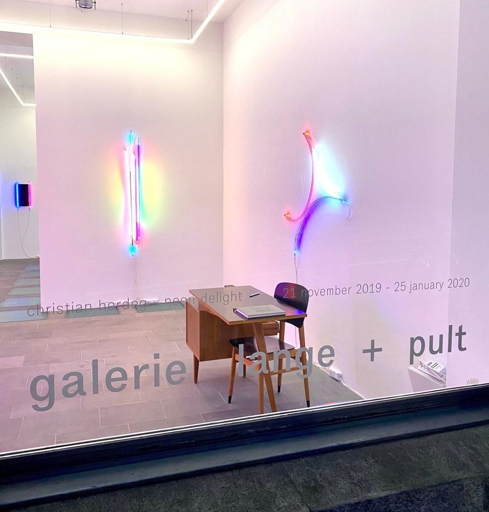 Galerie Lange + Pult