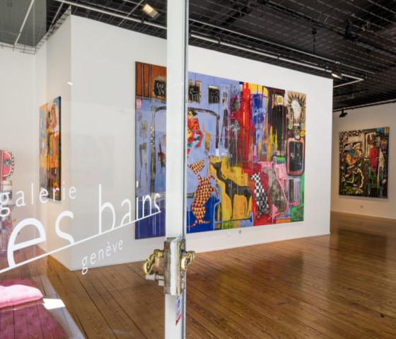 Galerie des Bains