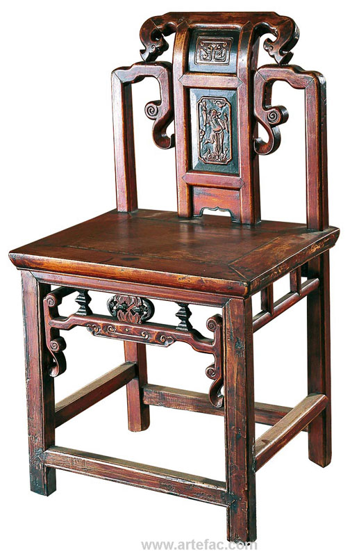 BR20910A Antique Chinese Chair