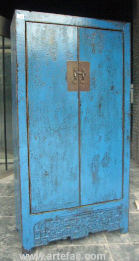 blue leather sofa canada clearance london br-v009 tall antique cabinet
