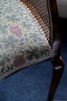 Example of our beautiful, bespoke cushions & bedding.