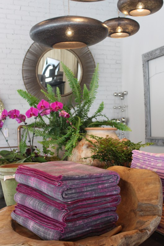 italian textile + german design = perfection fleece blankets - lusciously soft