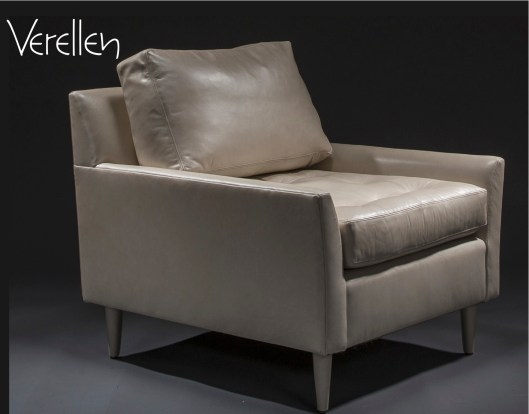 Blanche Club Chair by Verellen