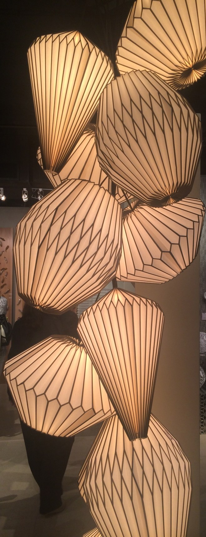 paper lanterns - on sale - get a few and group them up!  great gift