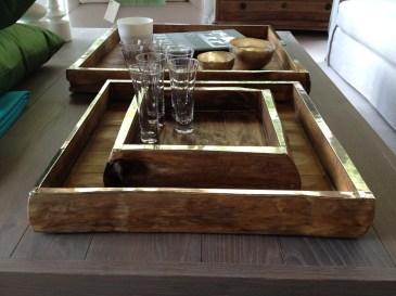 AI 3 trays on fermette coffee table