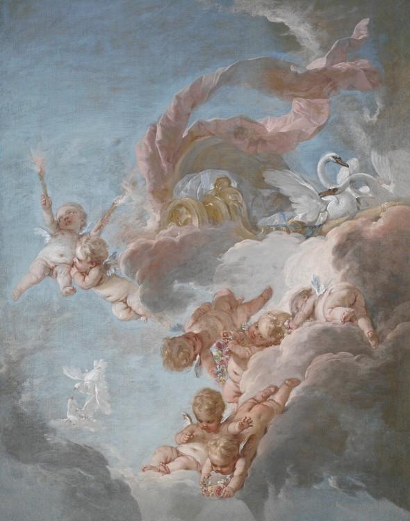 'the chariot of venus'-isabella-stewart-gardner