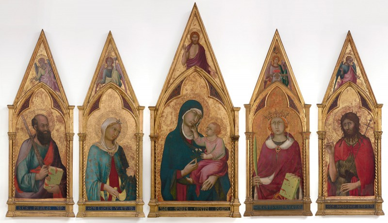 the-virgin-and-child-with-saints-simone-martini