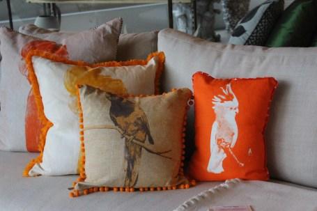 B + N Orange Birds 110113