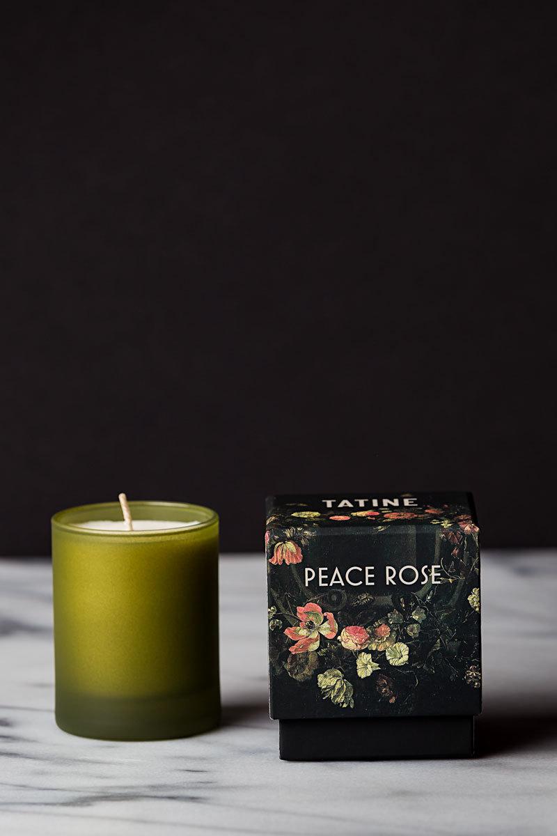 candle-peace rose-tatine@artefacthome
