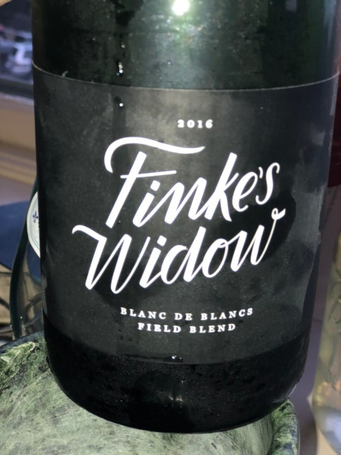 18 central bubbly-finkes widow