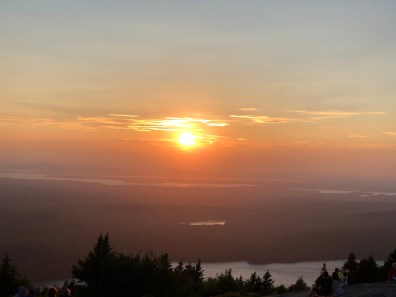 acadia national park-cadillac mountain-sunset 6