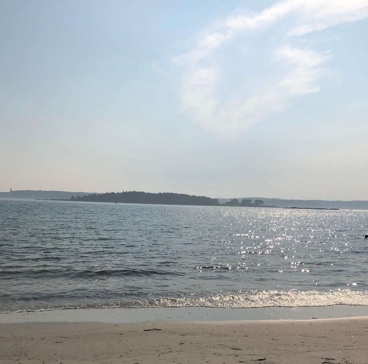 pemaquid beach - 1