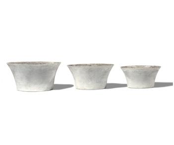 modern shaped bowls pennoyer newman