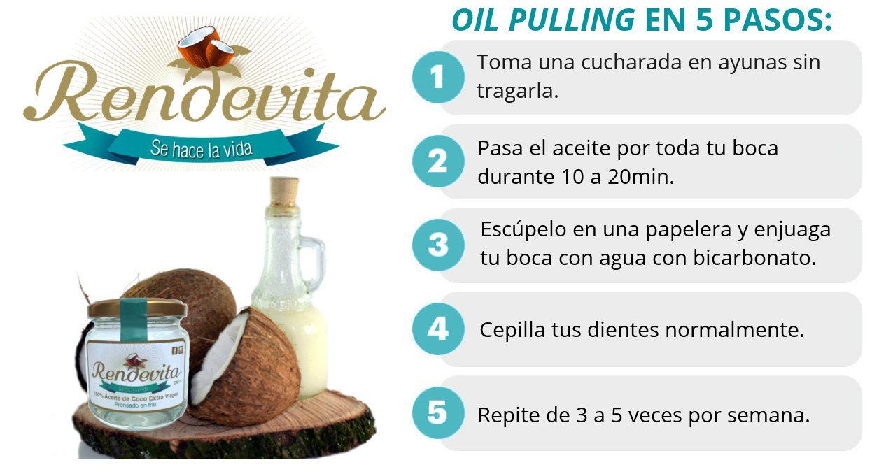 ¿Qué es y para qué sirve el oil pulling?