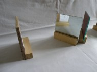 Wheatstone mirror stereoscope