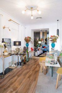 Hall interior Showroom Artefactum