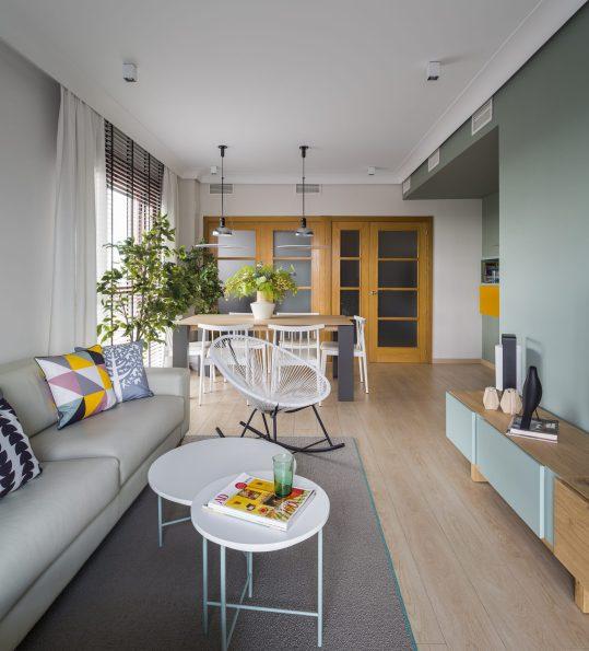 Vista Reforma de Interior vivienda Sevilla
