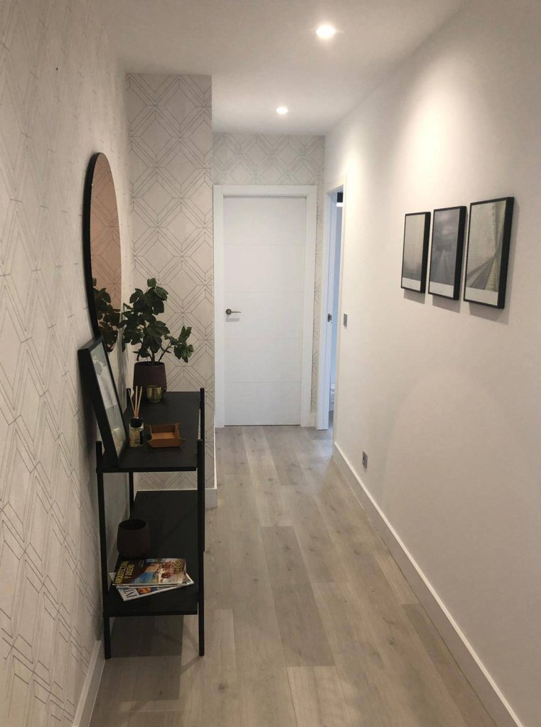 Interior diseño minimalista