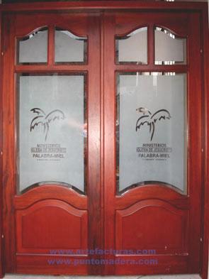 ArteFacturas Puertas en Madera Solida