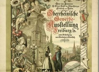 publicidad alemana antigua