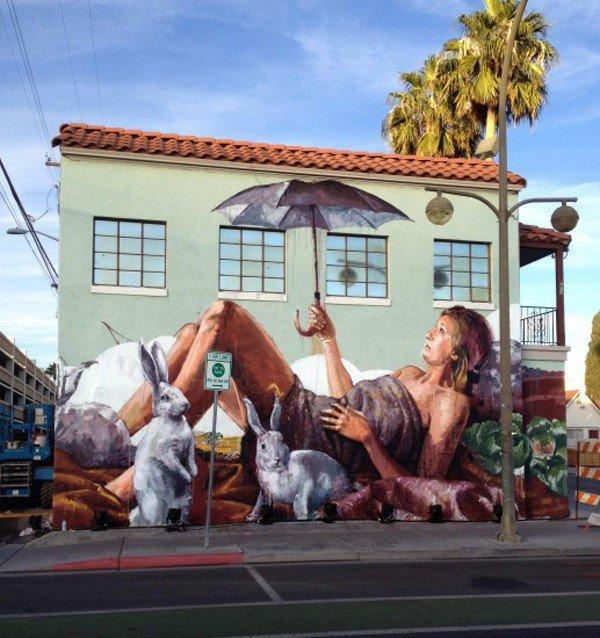 El arte callejero de Fintan Magee 11