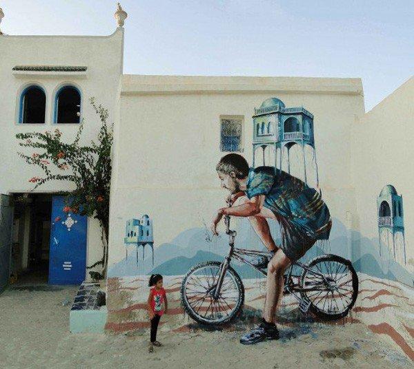 El arte callejero de Fintan Magee 15