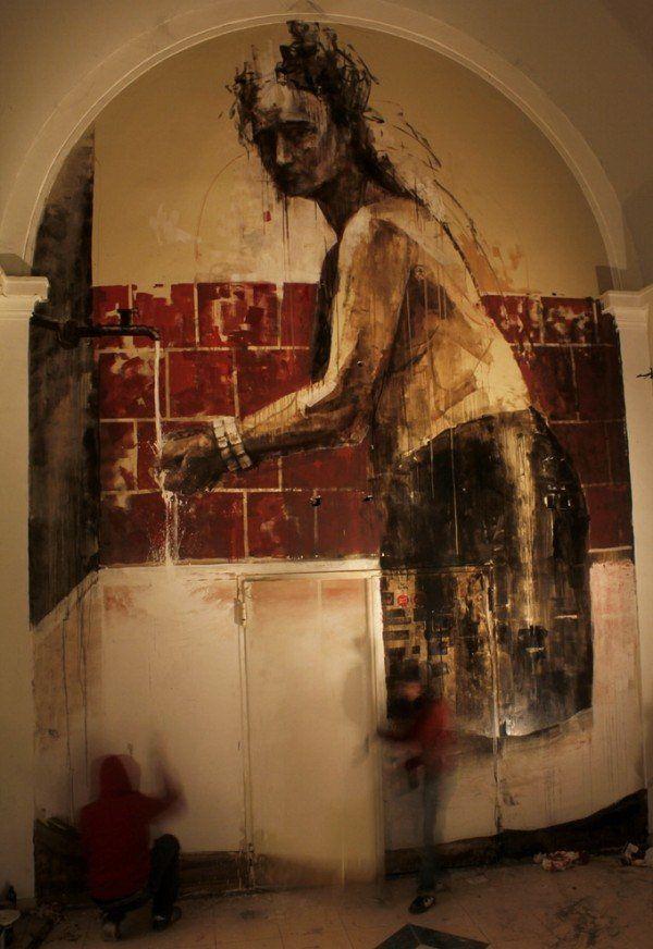 arte callejero de Gonzalo Borondo 4