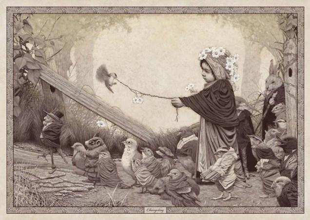 ilustraciones Edward Binkley 1