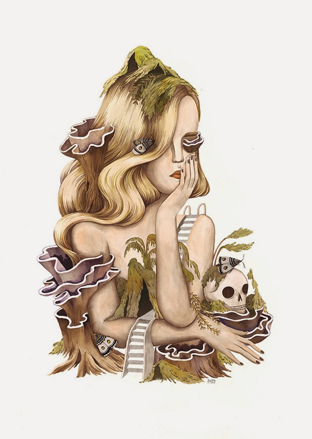Ilustraciones de Andrea Wan  2