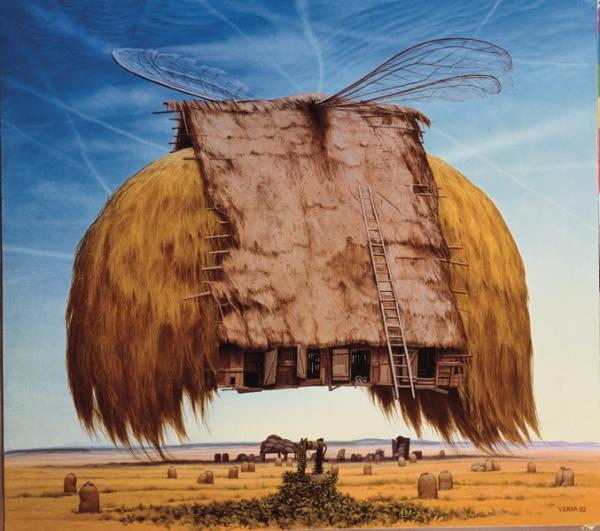 Jacek Yerka pinturas surrealistas 4