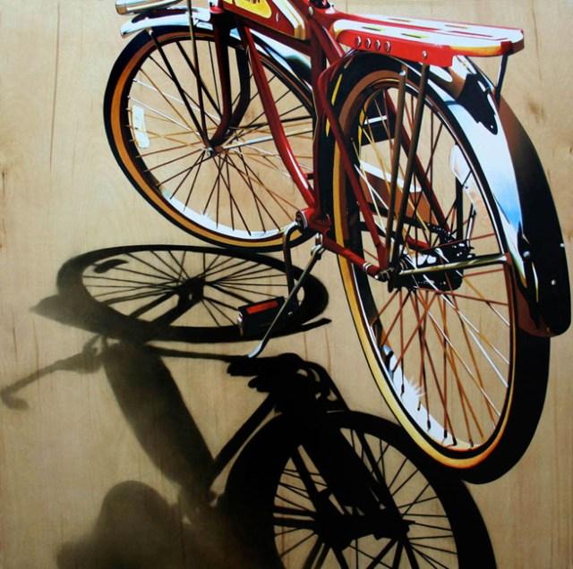 Pinturas fotorrealistas vintage Brian Tull 3