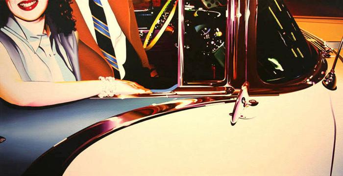 Pinturas fotorrealistas vintage Brian Tull 7