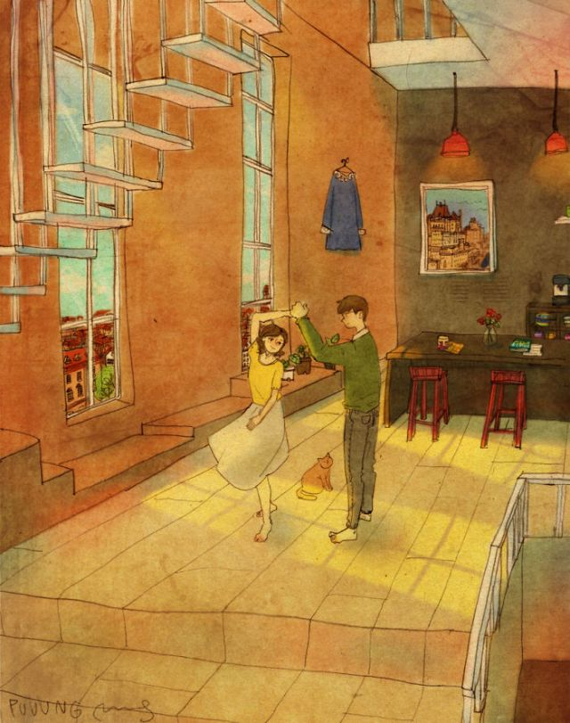 Ilustraciones de Puuung 10