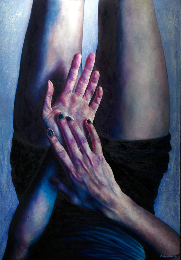 pinturas Daliah Ammar 10